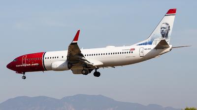 SE-RPL - Boeing 737-8JP - Norwegian