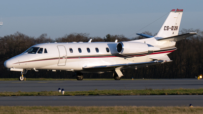 CS-DXH - Cessna 560XL Citation XLS - NetJets Europe