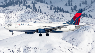 A picture of N396DA - Boeing 737832 - Delta Air Lines - © CJMoeser