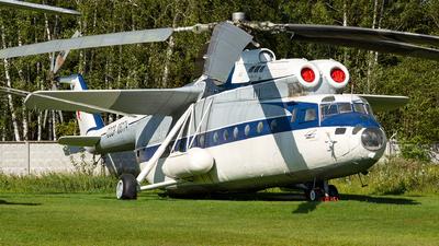 02 - Mil Mi-6 Hook - Aeroflot