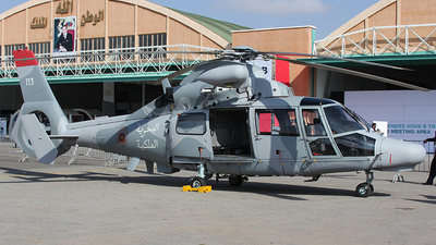 113 - Aérospatiale AS565MB - Morocco - Navy