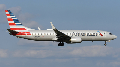 A picture of N803NN - Boeing 737823 - American Airlines - © DJ Reed - OPShots Photo Team