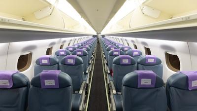 JA16FJ - Embraer 170-200STD - Fuji Dream Airlines