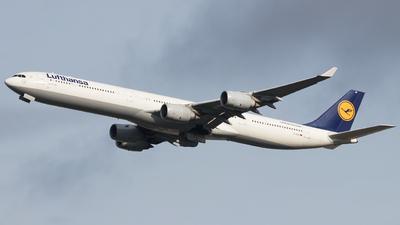D-AIHC - Airbus A340-642 - Lufthansa