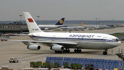 CCCP-86087 - Ilyushin IL-86 - Aeroflot