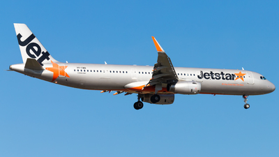 VH-VWN - Airbus A321-231 - Jetstar Airways