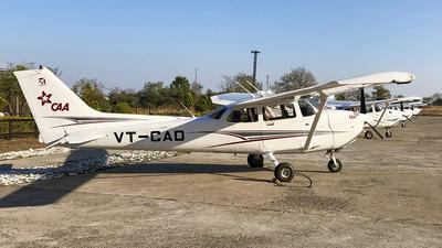 A picture of VTCAD - Cessna 172 Skyhawk - [17281457] - © Akshay M