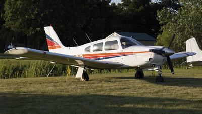 N33663 - Piper PA-28R-200 Cherokee Arrow - Private