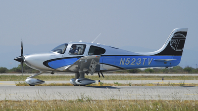 N523TV - Cirrus SR22-GTS Turbo - Private