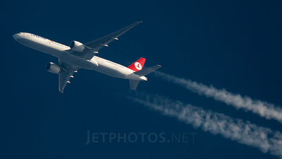 TC-JJC - Boeing 777-35RER - Turkish Airlines