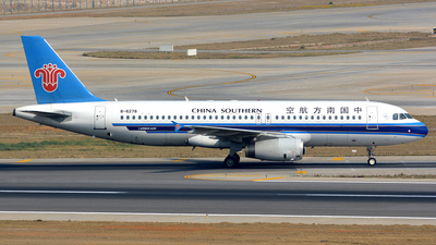 B-6278 - Airbus A320-232 - China Southern Airlines