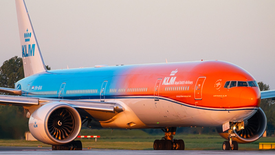 A picture of PHBVA - Boeing 777306(ER) - KLM - © Niels Berger