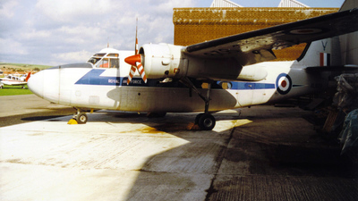 G-BNPU - Percival P-66 Pembroke C.1 - Private