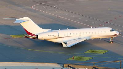 A7-CED - Bombardier BD-700-1A11 Global 5000 - Qatar Executive