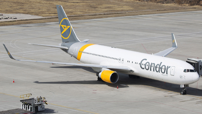 A picture of DABUB - Boeing 767330(ER) - Condor - © Lihaoyang