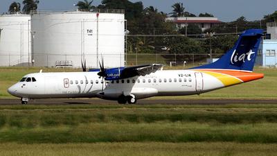 V2-LIA - ATR 72-212A(600) - Leeward Islands Air Transport (LIAT)