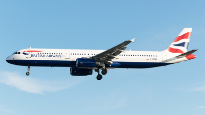 A picture of GMEDL - Airbus A321231 - British Airways - © Daniel Riederer
