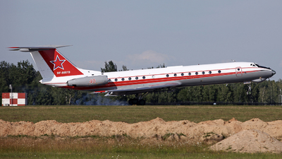 RF-66019 - Tupolev Tu-134Sh - Russia - Air Force