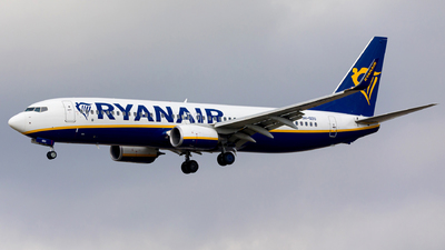 9H-QDU - Boeing 737-8AS - Ryanair