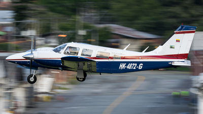HK-4872-G - Piper PA-34-200T Seneca II - Private
