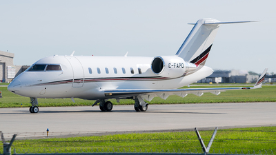 C-FAPQ - Bombardier CL-600-2B16 Challenger 650 - Bombardier Aerospace