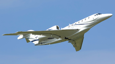 N702FL - Cessna 750 Citation X - Private