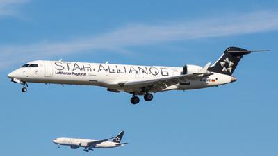D-ACPT - Bombardier CRJ-701 - Lufthansa Regional (CityLine)
