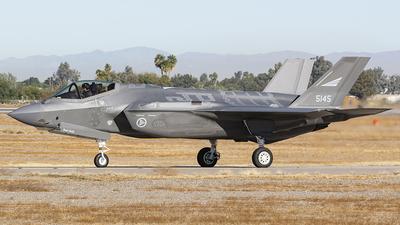 5145 - Lockheed Martin F-35A Lightning II - Norway - Air Force