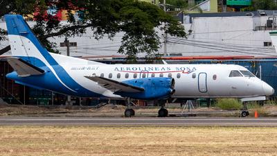 HR-AXT - Saab 340B - Aerolineas Sosa