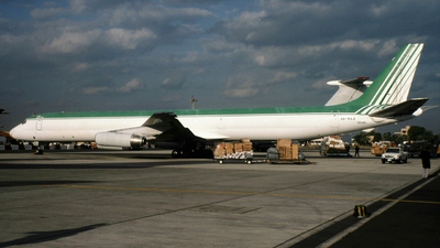 A6-HLA - Douglas DC-8-63(F) - Johnsons Air