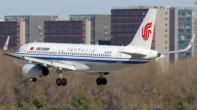 B-8743 - Airbus A320-232 - Air China