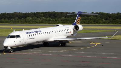 D-ACNQ - Bombardier CRJ-900LR - Lufthansa Regional (CityLine)