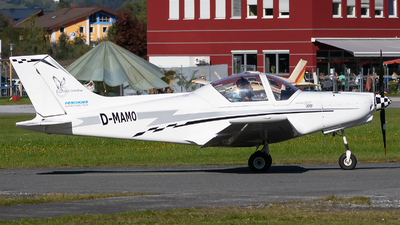 D-MAMO - Alpi Pioneer 300STD - Private