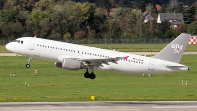 D-ASMR - Airbus A320-214 - SundAir