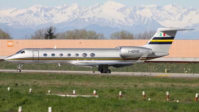 I-ADVD - Gulfstream G550 - Sirio