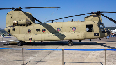 16-08477 - Boeing CH-47F Chinook - United States - US Army