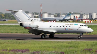 UP-Y4028 - Yakovlev Yak-40 - East Wing