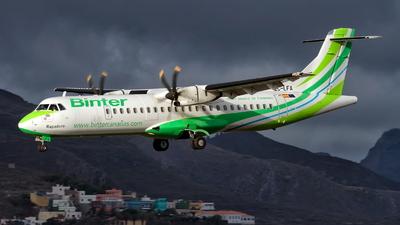 EC-LFA - ATR 72-212A(500) - Binter Canarias (Naysa)