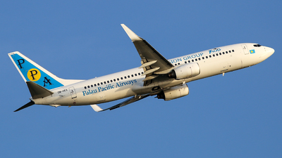 OM-HEX - Boeing 737-81Q - Palau Pacific Airways (Air Explore)