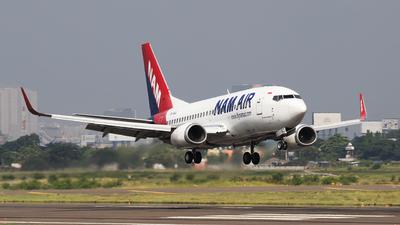 PK-NAJ - Boeing 737-524 - NAM Air