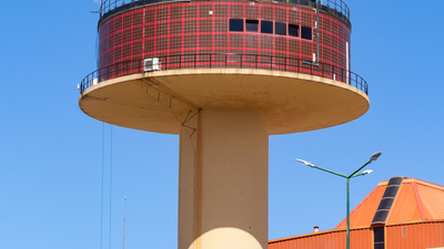 LPPS - Airport - Control Tower