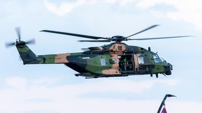 A40-036 - NH Industries MRH-90 - Australia - Army