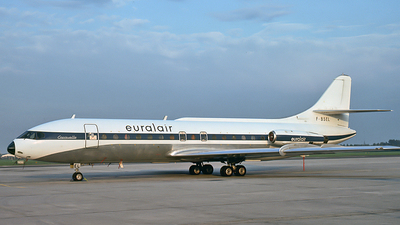 F-BSEL - Sud Aviation SE 210 Caravelle VIR - Euralair International