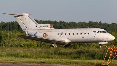 RA-88308 - Yakovlev Yak-40 - Bylina