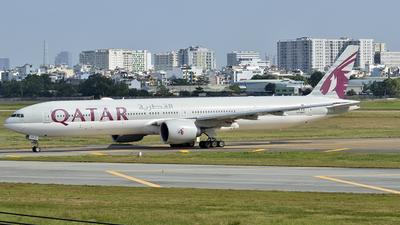 A7-BAV - Boeing 777-3DZER - Qatar Airways