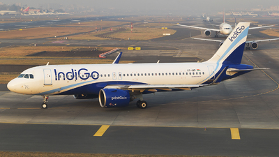 A picture of VTIVP - Airbus A320271N - IndiGo - © Akshay M