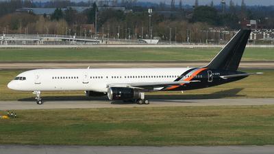 G-ZAPX - Boeing 757-256 - Titan Airways