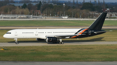 A picture of GZAPX - Boeing 757256 - Titan Airways - © MilanWitham