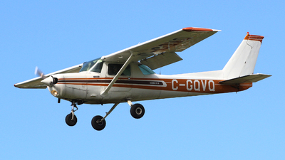 C-GQVQ - Cessna 152 II - Private