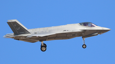 13-5080 - Lockheed Martin F-35A Lightning II - United States - US Air Force (USAF)